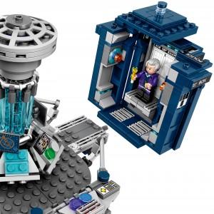 LEGO Ideas 21304 Doctor Who 4