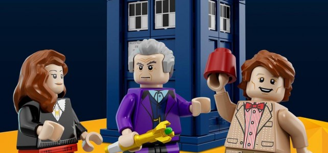 LEGO Ideas 21304 Doctor Who 7
