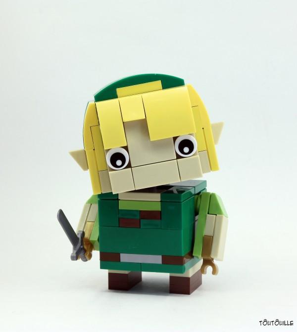 LEGO Link Blockhead