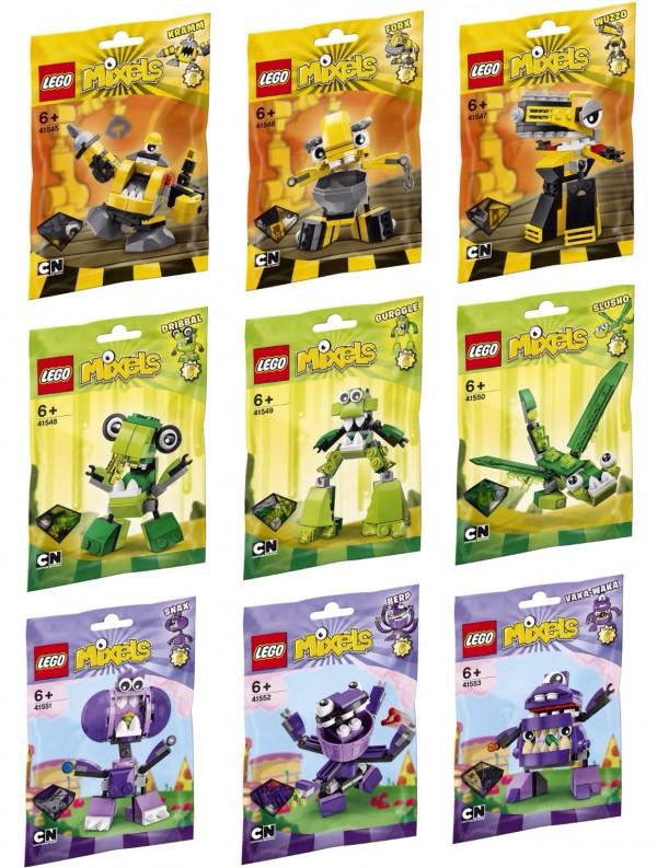 LEGO Mixels Series 6