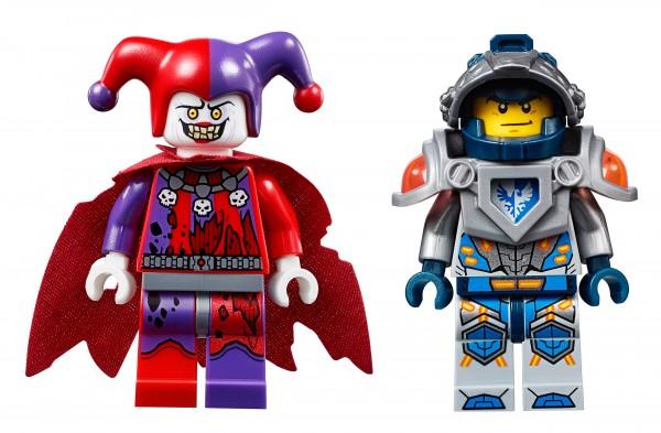 LEGO Nexo Knights minifigs Jestro Clay