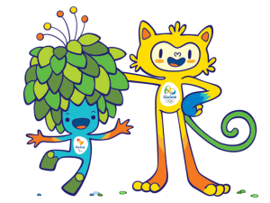 Mascotes-Rio-2016
