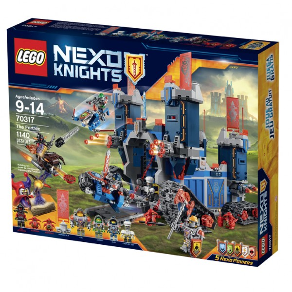 Nexo Knights 70317 Fortress