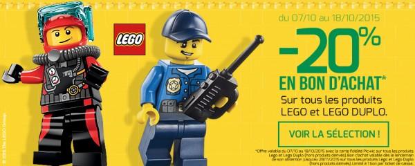 PicWic LEGO Promo