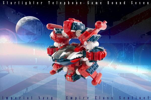 Starfighter Telephone Game Angleterre