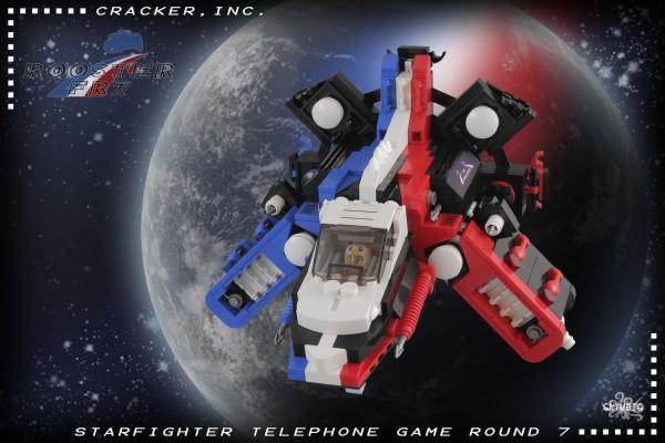 Starfighter Telephone Game France