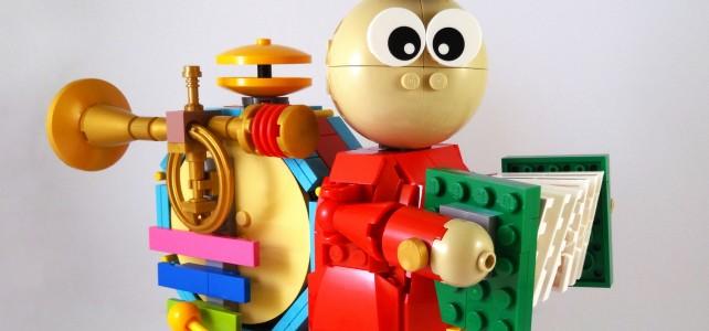 Tin Toy Story LEGO