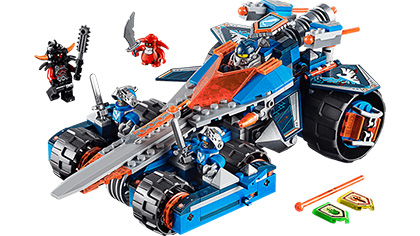 70315 Clay's Rumble Blade