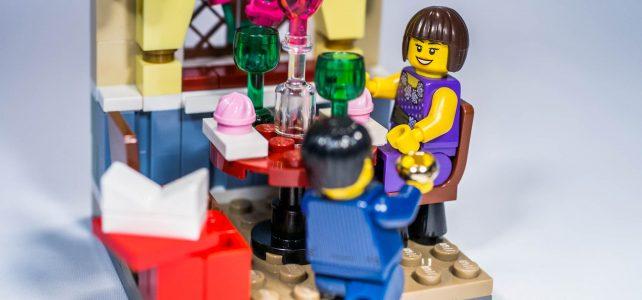 REVIEW LEGO 40120 – Seasonal – Valentine's day