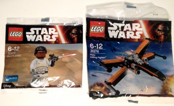 polybags LEGO Star Wars