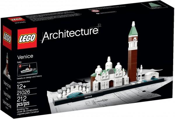 LEGO Architecture 21026 landmarks