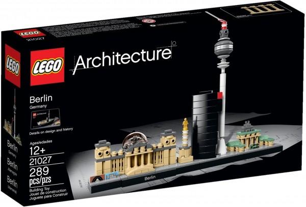 LEGO Architecture 21027 landmark