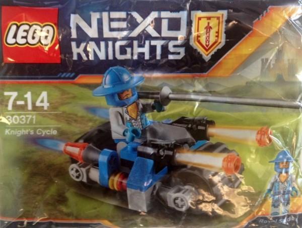 30371 LEGO Nexo Knights Knight's Cycle