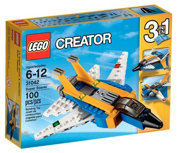 31042 LEGO Creator 2016 Super Soarer