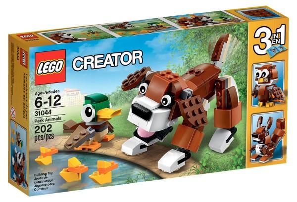 31044 LEGO Creator Park Animals