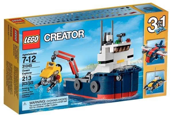 31045 LEGO Creator Ocean Explorer