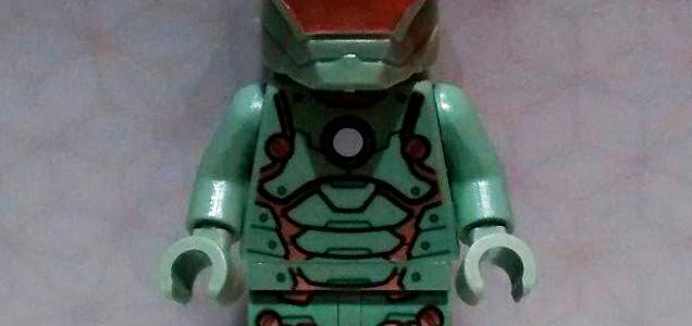 76048 Iron Man Mark 37