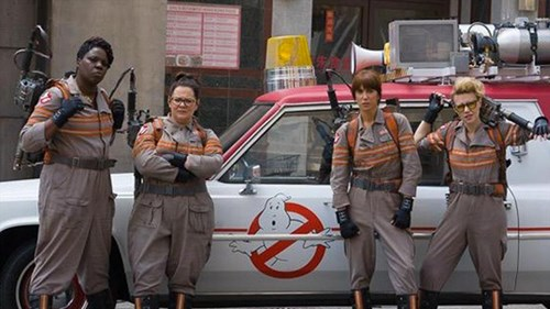 licence reboot Ghostbusters LEGO