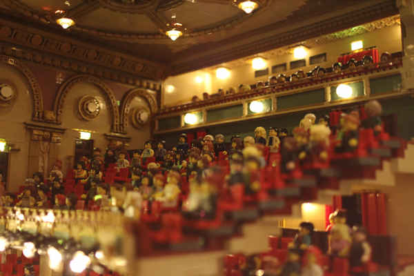 Her Majesty's Theatre, London - Audience