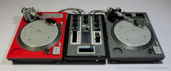 LEGO DJ mix