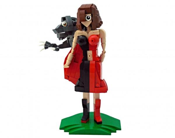 LEGO Disney Chaperon Rouge