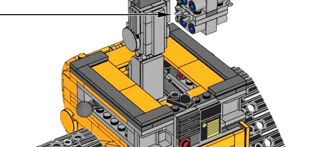 LEGO Ideas 21303 Wall-E : bientôt de retour !