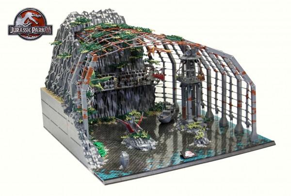 LEGO Jurassic Park 3