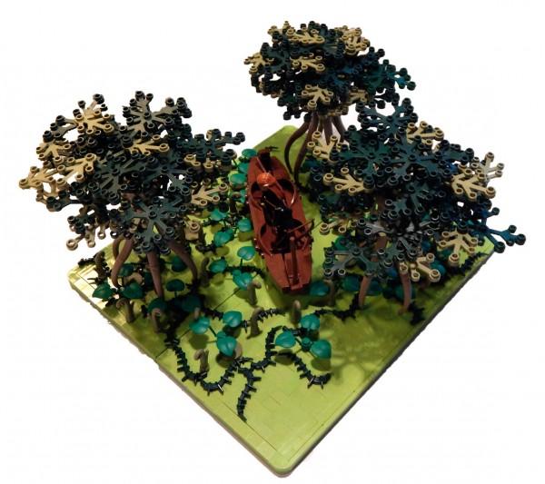 LEGO Mangrove