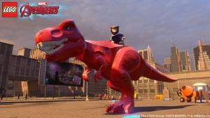 LEGO Marvel's Avengers Video Game - Devil Dinosaur