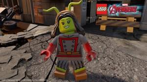 LEGO Marvel's Avengers Video Game - Mantis