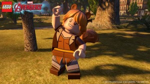 LEGO Marvel's Avengers Video Game - Squirrel Girl