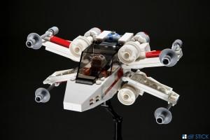 LEGO STAR WARS CHIBI X-WING