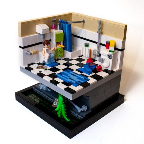 LEGO Spideman Peter Parker