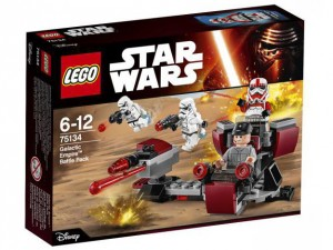LEGO Star Wars Battlefront 75134 Galactic Empire Battle Pack box