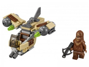 LEGO Star Wars Microfighters 75129 Wookie Gunship