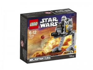 LEGO Star Wars Microfighters 75130 AT-DP box