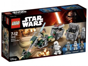 LEGO Star Wars Rebels 75141 Kanan's Speeder Bike box LEGO Star Wars 2016