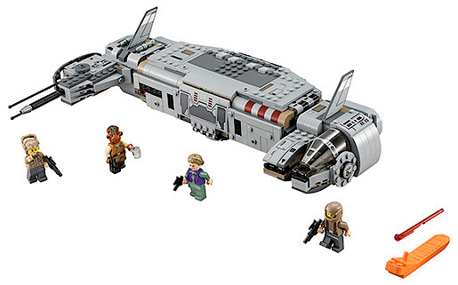 LEGO Star Wars TFA 75140 Resistance Troop Transporter