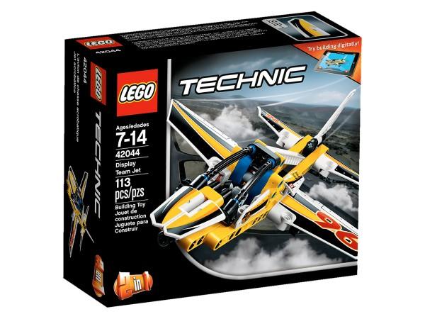 LEGO Technic 42044 Display Team Jet