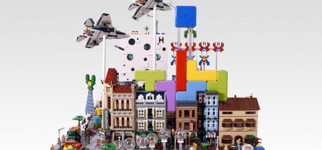 Lego Pixels City 1