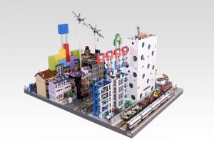 Lego Pixels City 2