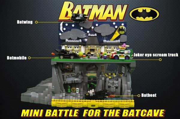 Micro Batcave
