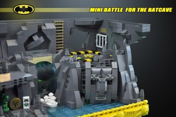 Micro Batcave Batwing