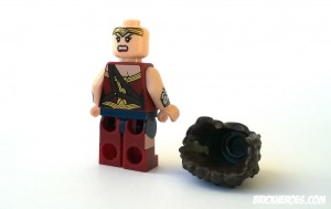 Minifig LEGO Wonder Woman 2016 ALT