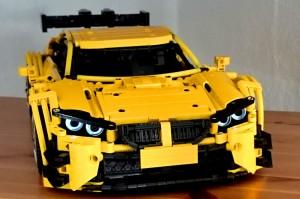 Prototype BMW M4 DTM 21
