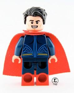 Superman 2016 back