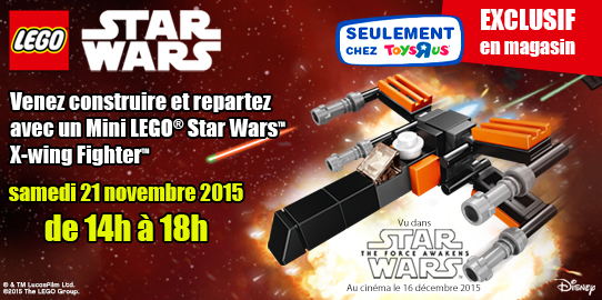 Toys R Us Poe s X-Wing