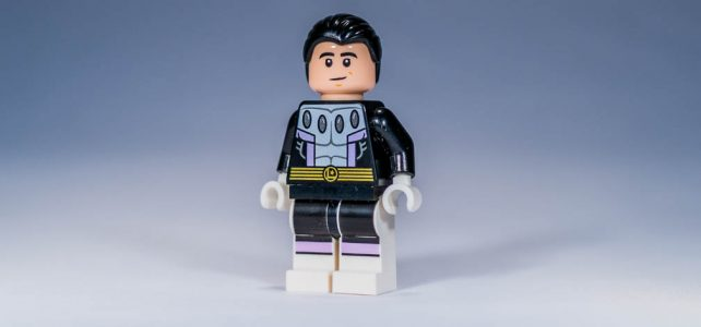 REVIEW LEGO 30604 – Polybag DC Comics – Cosmic Boy