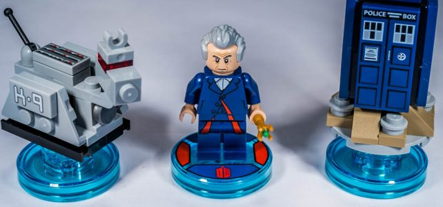 REVIEW LEGO 71204 – LEGO Dimensions – Docteur Who