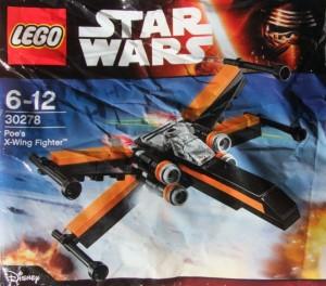 LEGO X-Wing 30278